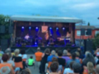 les crooners en premiere partie de bill deraime en juillet 2017