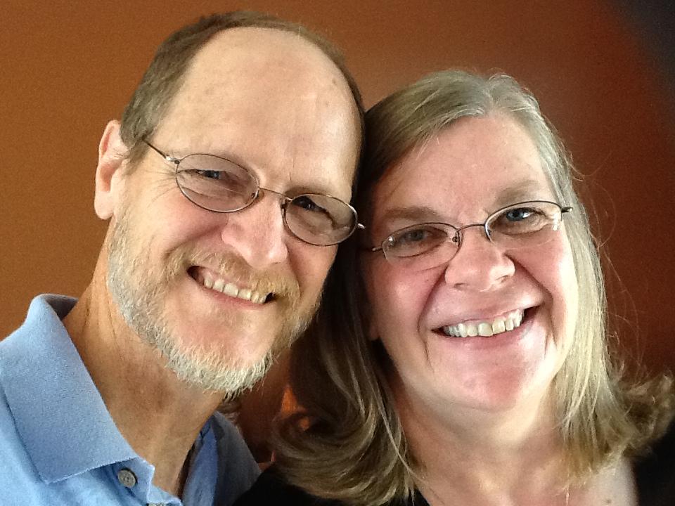 David and Karin sept2012