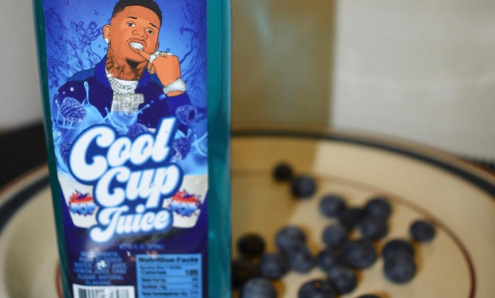 Beezy Berry Cool Cup Juice Exotic Pop