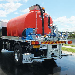 Case study: Coates Hire water truck