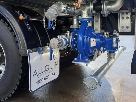 Water Pump Options - Hydraulic, Petrol, or Diesel