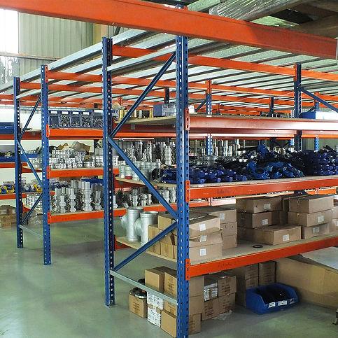 Water carts spare parts storage