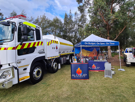 RFSA Conference + New Fire Tanker Build