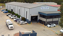 Location shot of Allquip Water Trucks offices