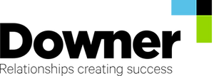 Client logo: Downer
