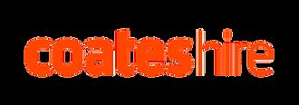 Client logo: Coates Hire
