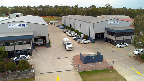 Head office and manufacturing facilities of Allquip Water Trucks