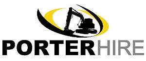 Client logo: Porter Hire