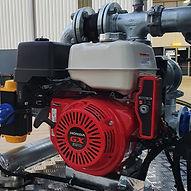 Honda high-powered petrol water pump