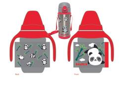 Milk bottle design-Pandas