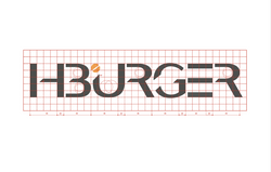 H-Burger Media VI design