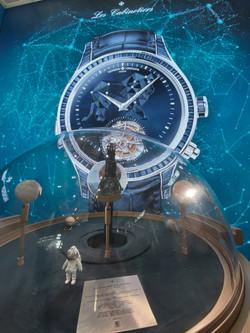 """2021 """"钟表与奇迹""""江诗丹顿互动平面设计"""