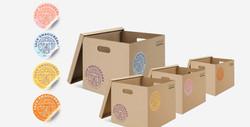 Branding design-Stickers