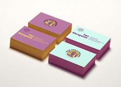Branding design-namecard