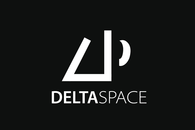 DELTASPACE logo design