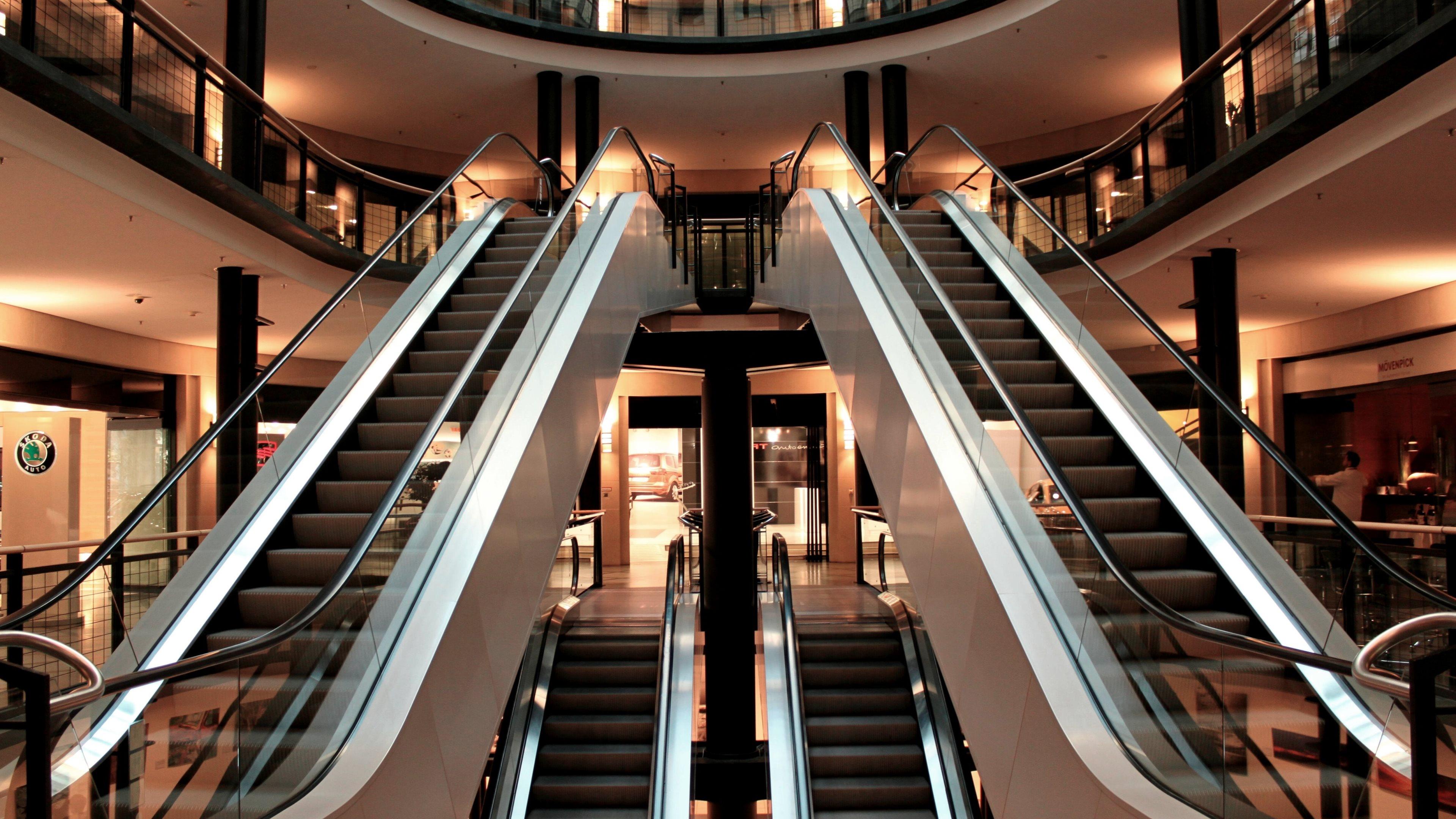 Κυλιόμενες σκάλες και κυλιόμενοι διάδρομοι - KLEEMANN (3)