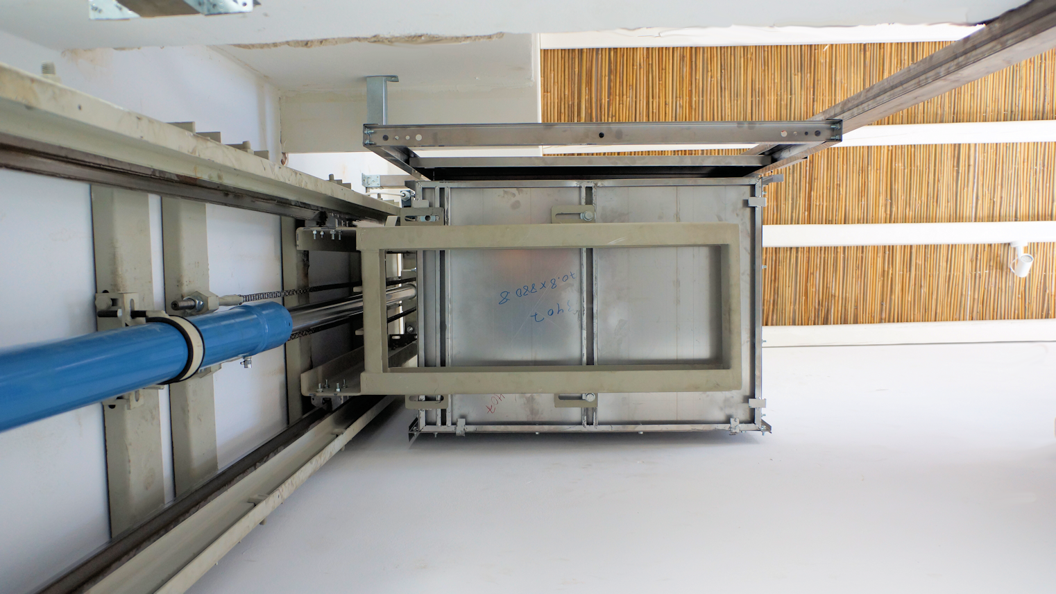 Ανελκυστήρας ασανσερ - Αναβατόριο Mικρού Φορτίου kleemann hellas (4)