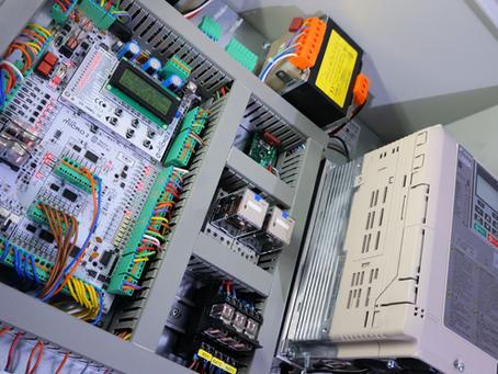 Αντικατάσταση Πίνακα ανελκυστήρα με νέο STA.GE HELLAS MiCRO 2 INVERTER vvvf + UPS