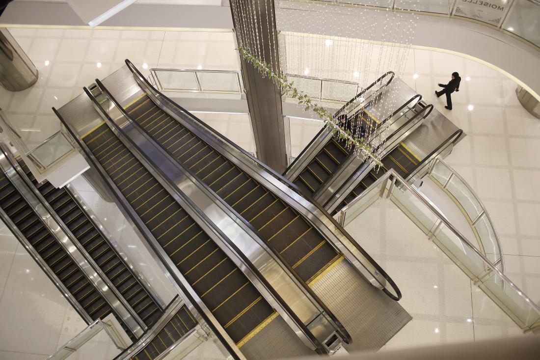 Κυλιόμενες σκάλες και κυλιόμενοι διάδρομοι - KLEEMANN (4)