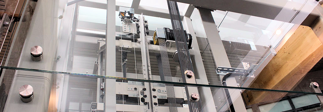 glass mrl elevator