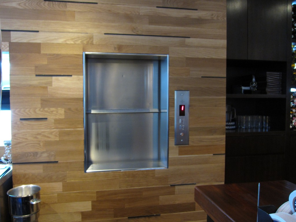 Αναβατόρια  ανελκυστήρες τροφίμων  μικρών φορτίων (μίνι ασανσέρ) KLEEMANN (6)