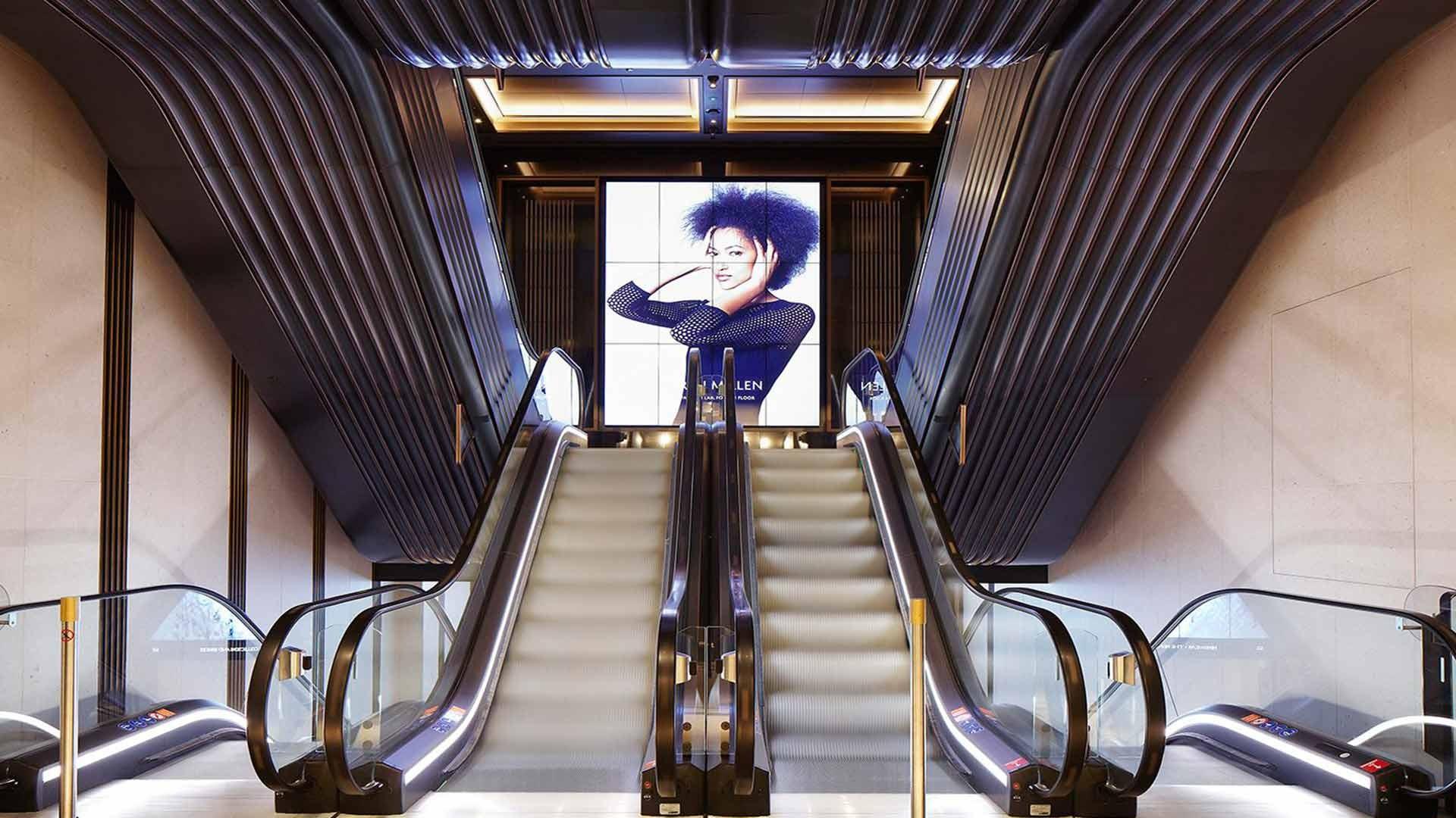 κυλιόμενες σκάλες κυλιόμενοι διάδρομοι - KLEEMANN  (7)