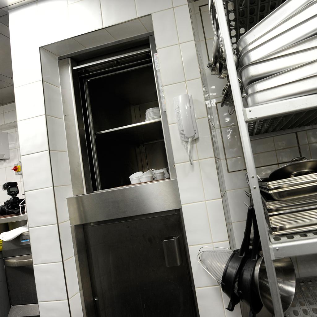 Ανελκυστήρες τροφίμων dumbwaiter (8)