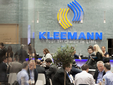 Kleemann Hellas : Μένει Ελλάδα, παρ' ότι πουλάει ανελκυστήρες σε 102 χώρες!