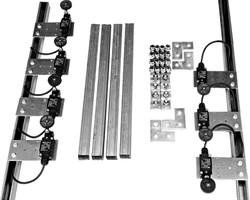 guide mounted limit kit