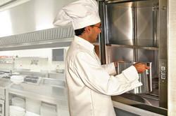 Αναβατόρια  ανελκυστήρες τροφίμων  μικρών φορτίων (μίνι ασανσέρ) KLEEMANN (5)