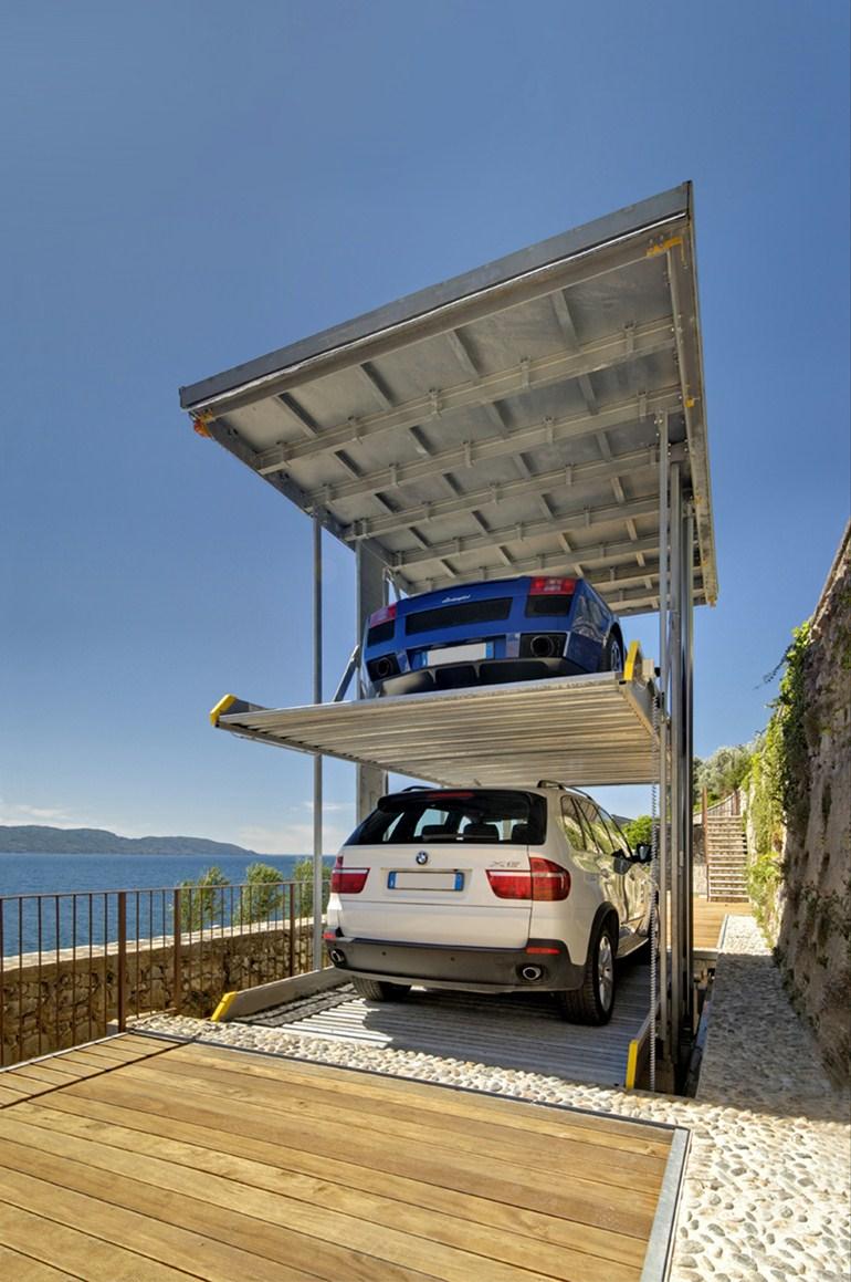 Μηχανικές θέσεις στάθμευσης οχωμάτων PARKLIFT (28)