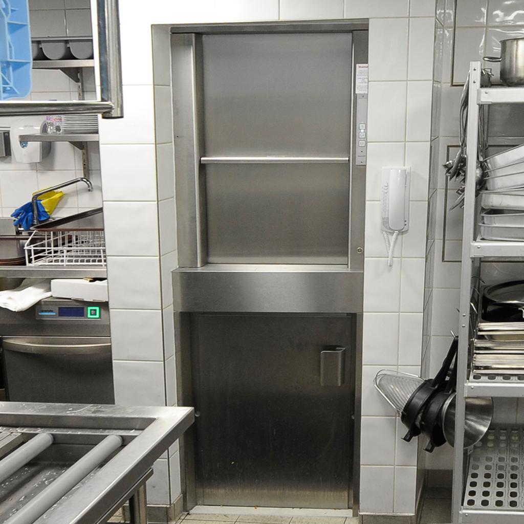 Ανελκυστήρες τροφίμων dumbwaiter (7)