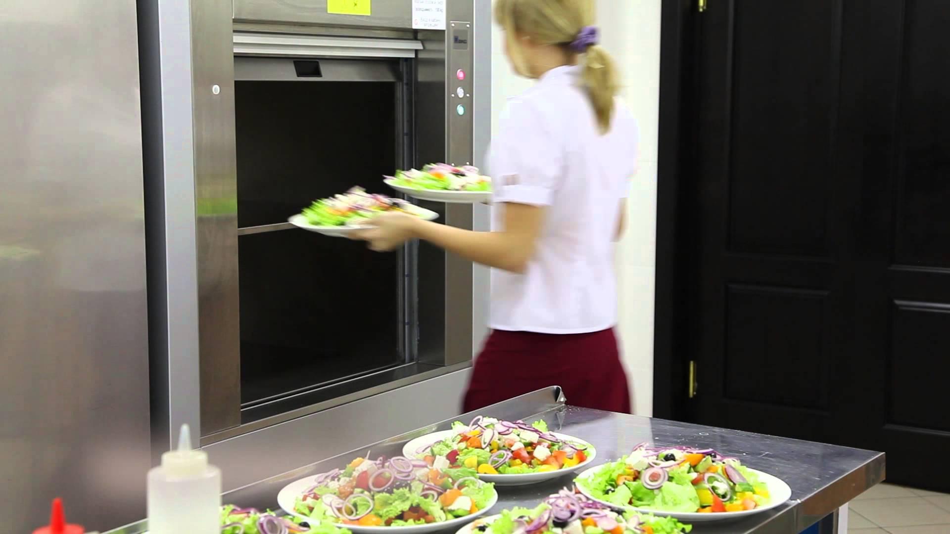 Ανελκυστήρες τροφίμων dumbwaiter (5)