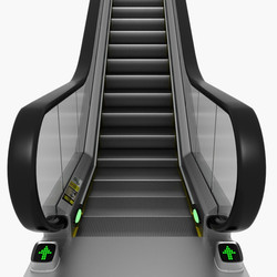 κυλιόμενες σκάλες κυλιόμενοι διάδρομοι - KLEEMANN  (1)