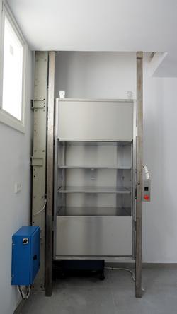 Ανελκυστήρας ασανσερ - Αναβατόριο Mικρού Φορτίου kleemann hellas (2)