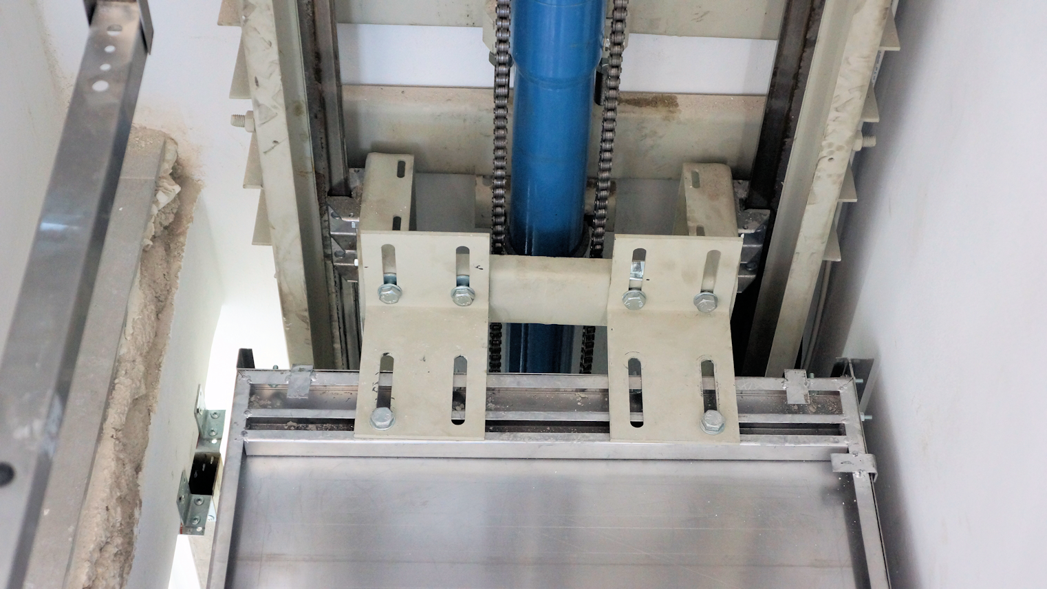 Ανελκυστήρας ασανσερ - Αναβατόριο Mικρού Φορτίου kleemann hellas (7)