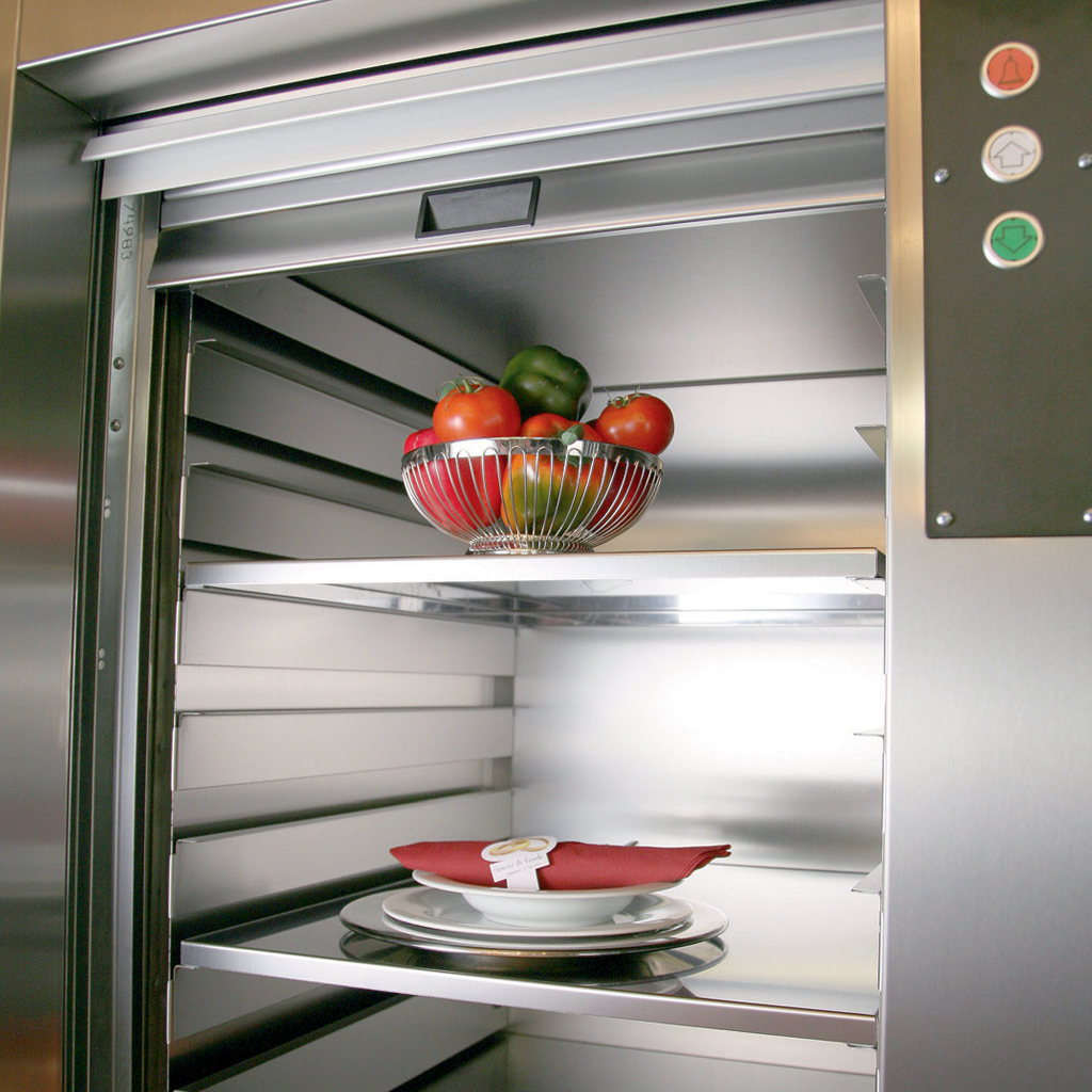 Αναβατόρια  ανελκυστήρες τροφίμων  μικρών φορτίων (μίνι ασανσέρ) KLEEMANN (2)