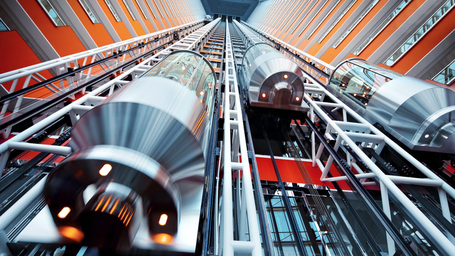 Πανοραμικός ανελκυστήρας