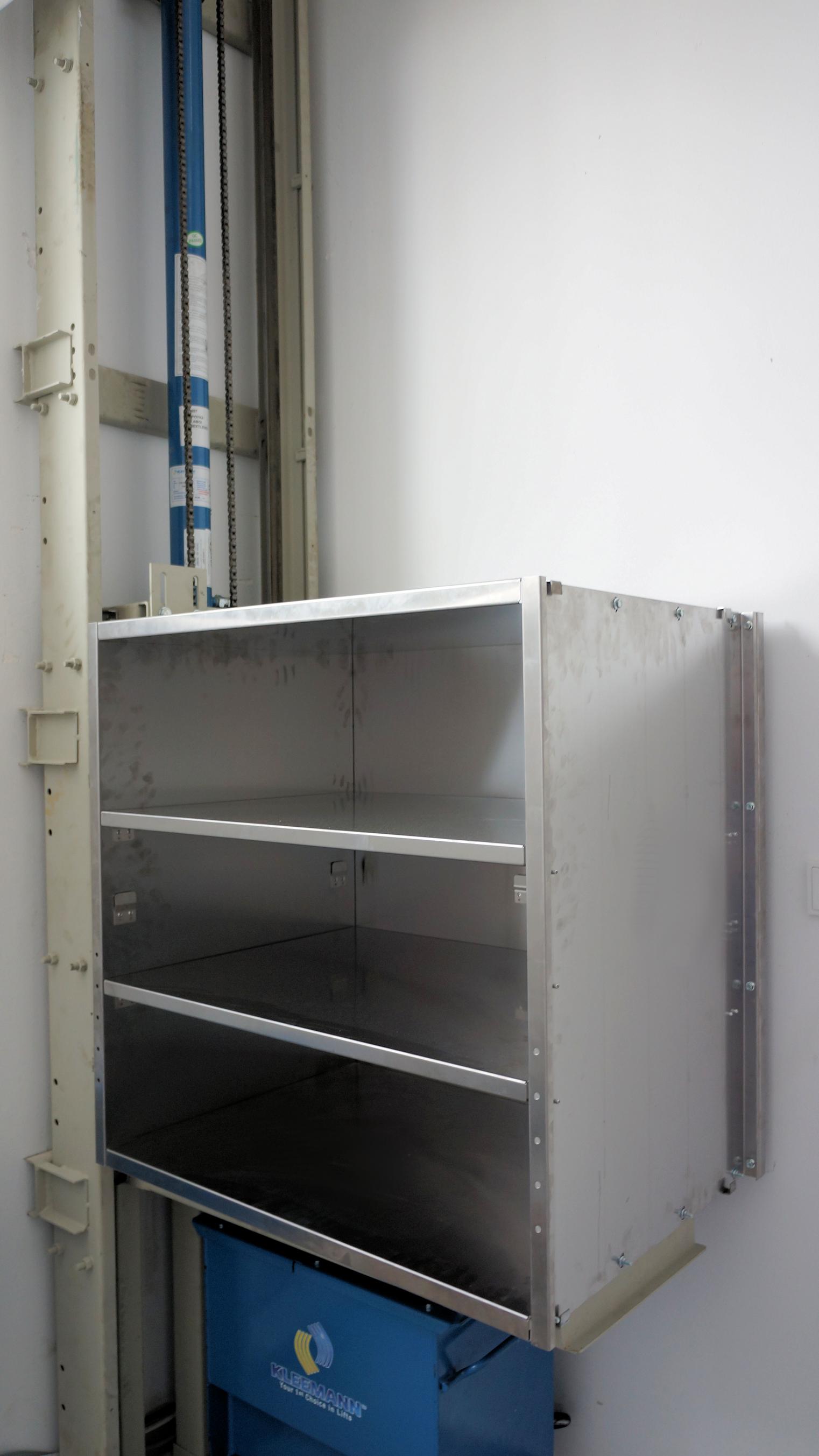Ανελκυστήρας ασανσερ - Αναβατόριο Mικρού Φορτίου kleemann hellas (13)