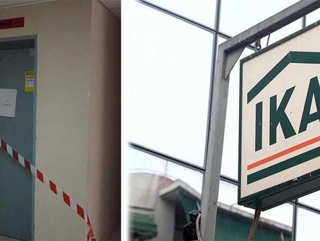 Εκτός λειτουργίας παραμένει ο ανελκυστήρας στο ΙΚΑ Ζακύνθου μετά το θάνατο ηλικιωμένης από πτώση στο
