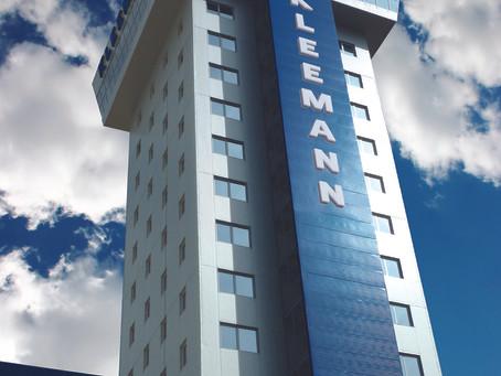 KLEEMANN ανελκυστήρες: 9η συμμετοχή στην INTERLIFT- Έντονο το ενδιαφέρον του κοινού