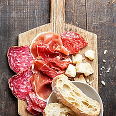 Cured Meats Plate