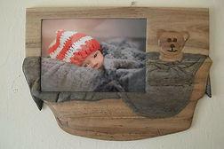 cadre unique bois