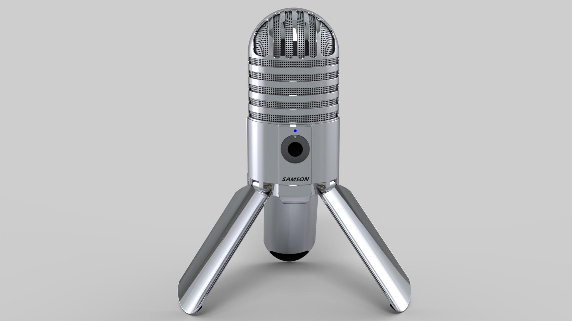 Microphone | Realistic Rendering
