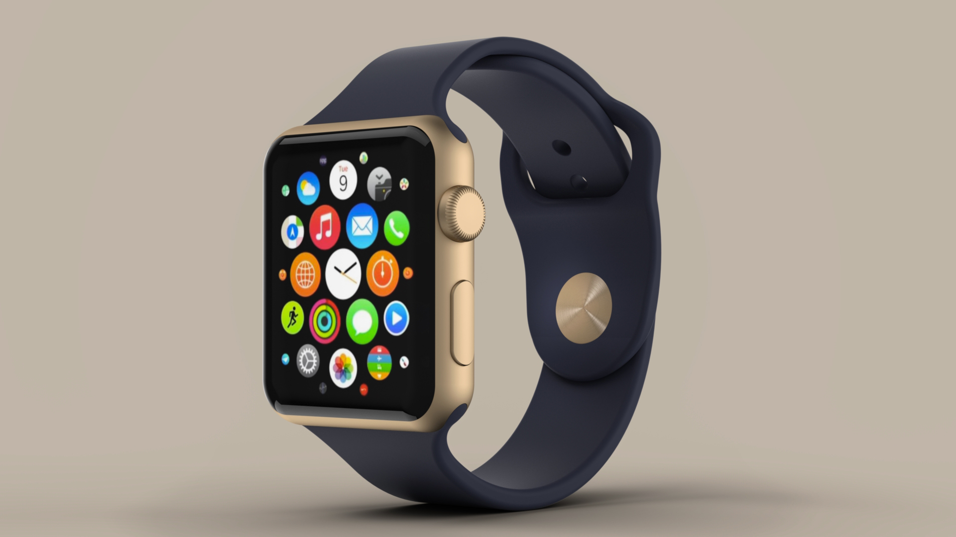 Apple Watch | Photo-Realistic Render