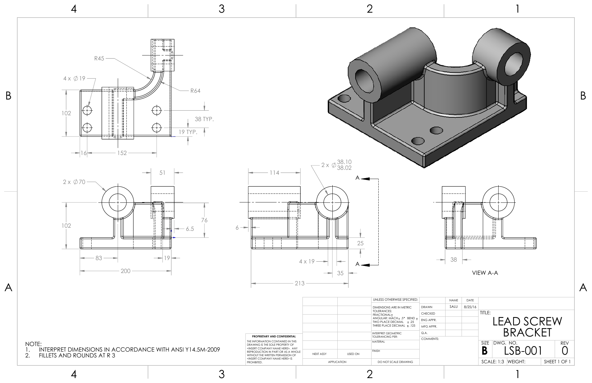 Watch CAD Lessons | 2D Drawings