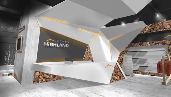 Highland sport