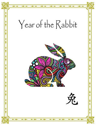 Year of the Rabbit #1