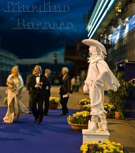 Giardino Barocco - Trieste gala