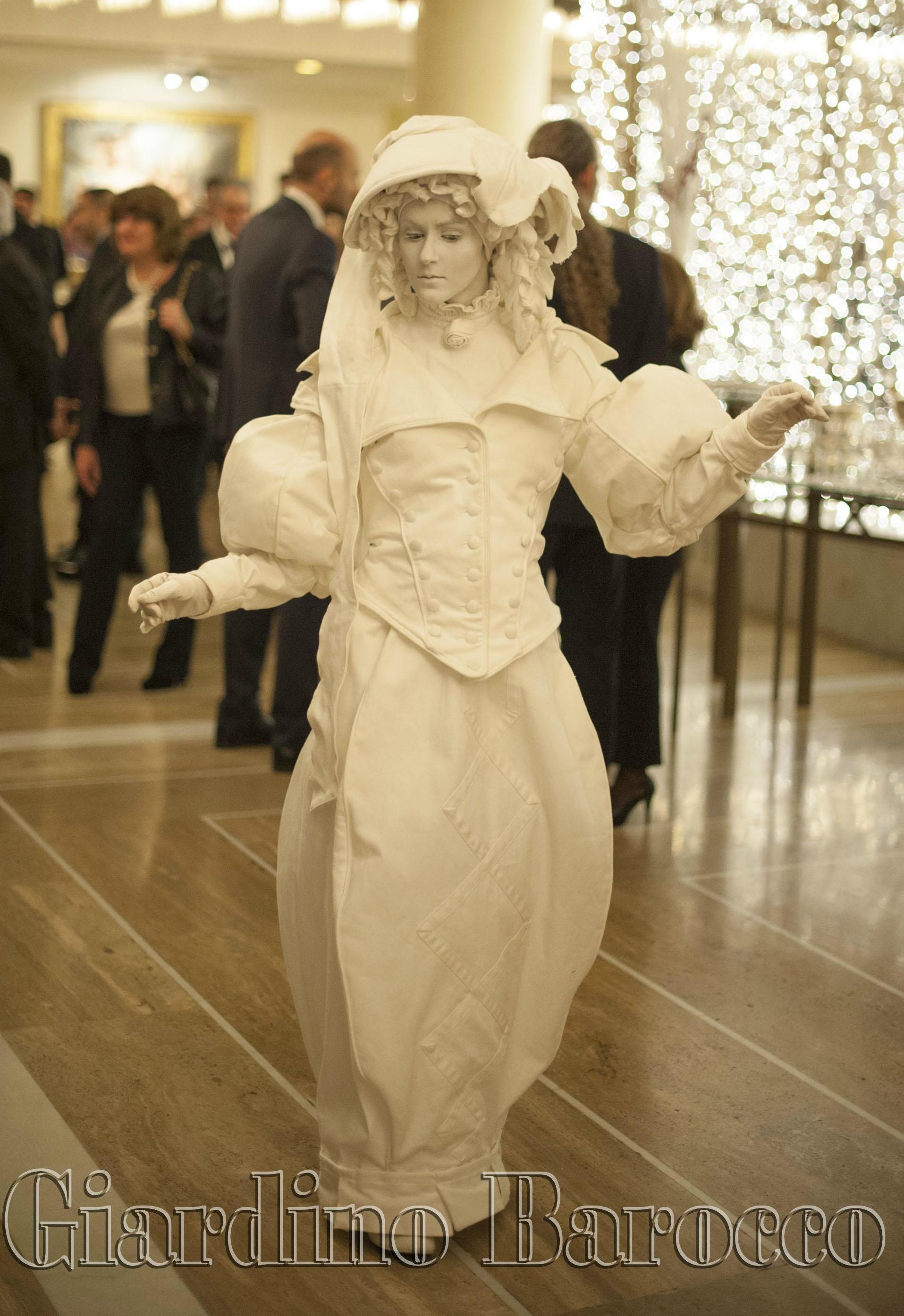 Giardino Barocco - Rome, Jane Avril